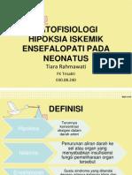 Patofisiologi HIE