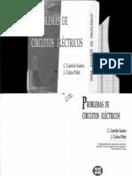 Electricidad - Problemas De Circuitos Electricos - (garrido suarez - cidras pidre) - En Español