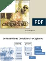 Entrenamiento Cond y Cognitivo