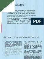 Comunicacion Civil i