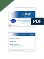 RISER Seminar P5 C.klootwijk Accident Analysis