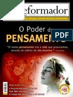 Reformador Outubo / 2008 (revista espírita)