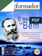 Reformador Novembro / 2008 (revista espírita)