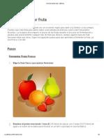 Cómo fermentar fruta - wikiHow