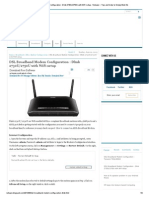 DSL Broadband Modem Configuration _ Dlink 2730U_2750U With WiFi Setup - Netvuze ~ Tips and Tricks to Simply Web Life
