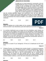 ELIMINACIÓN DE ORACIONES 3