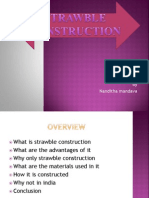 Ppt on Strawble Constructions