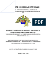 MODELO DE INVESTIGACIÓN ACCIÓN EN EL AULA