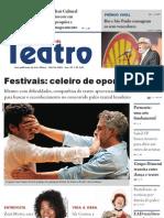 Jornal de Teatro Edição Nr.1