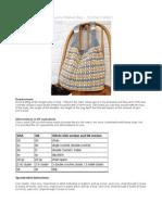Slouchy Crochet Bag Pattern (1)