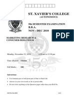 2010 05 Marketing Research &
