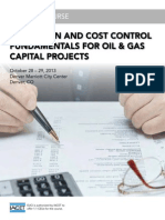 Estimation and cost control