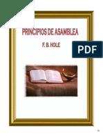 Principios de Asamblea