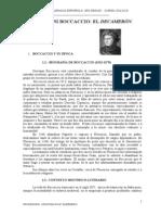 ESTUDIO DEL DECAMERÓN