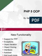 PHP 5 OOP