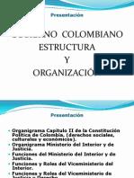 Estructura Colombiana