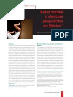 Sm y Atencion Psiq en Mexico