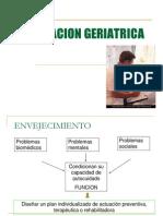 3.- Valoracion Geriatric