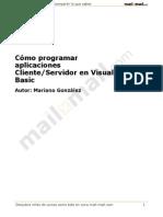 Como Programar Aplicaciones Clienteservidor Visual Basic 5285