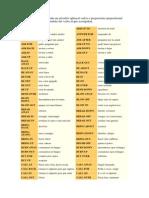 101407699 Lista de Verbos Compuestos en Ingles