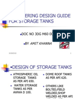 Storage Tanks Presentation
