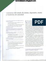 Capitulo 61 - Trastornos del estado de  ánimo_depresión , mania y trastornos de ansiedad