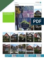 Traumhafte Villen in Buchschlag (Wandkalender 2014)