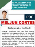 MELJUN CORTES MBA Thesis