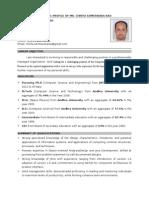 Csr Academic Profile
