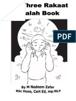 Book 7 My Four Rakaat Salah Book