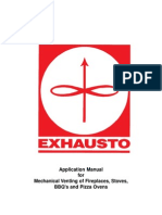 Exhausto RS Chimney Fan Application Manual