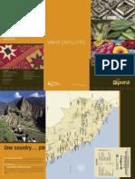 Peru turistic Guide
