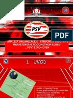 PSV Organizacija Kluba