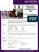 32a St George Street Particulars