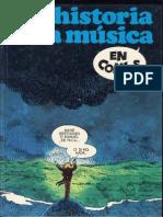 (LIBRO-COMIC) Historia de La Musica en Comic