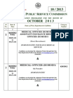 2013 October Pgm Wonc Revised (1)