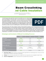 White Paper - Electron Beam Crosslinking of Wire and Cable Insulation 20120112