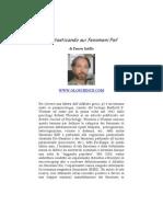 Fantasticando Sui Fenomeni Psi (di Fausto Intilla)