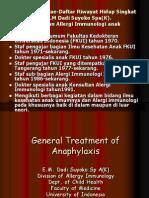 Anafilaksis revisi 2007