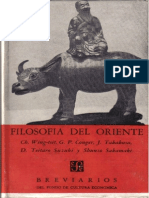 AAVV La Filosofia Del Oriente Lcsu PDF