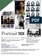 Portrait Task
