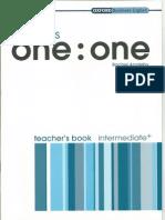 1 to 1 Teacher Intermediate