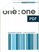 1 to 1 Teacher Intermediate