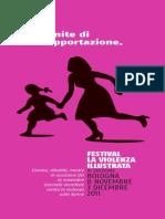 Programma Festival Violenza Illustrata 2011