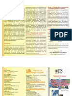 Event ITS Seminar 17-04-10