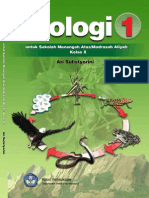 Biologi SMA Kelas 1 oleh Ari Sulistyorini