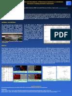 2013 - Identification and Abundance of Filamentous Bacteria in a Membrane Bioreactor