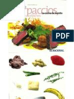 La Cocina de Sumito - 12 - Cocinar Al Frio. Carpaccios, Sashimis y Cebiches2