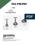 Powell Valves - Handbook of Valve Information