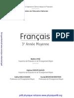 Manuel de Français 3 AM en version numérique